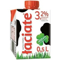 Mleko ŁACIATE UHT 3.2% 0.5L