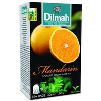 Herbata DILMAH AROMAT MANDARYNKA 20t*1, 5g