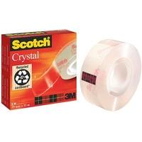 Taśma 19x33m przezroczysta 3M SCOTCH CLEAR-600 pudełko 70005241693