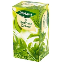 Herbata zielona HERBAPOL EXP.20t*2g