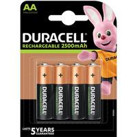 Akumulatorek DURACELL AA/HR6 B4 2400mAh/2500mAh (4szt) 4620140