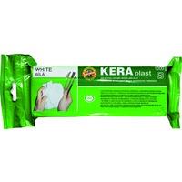 Glinka samoutwardzalna ceram.biała 1kg 131706 KIN
