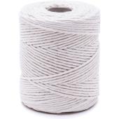Sznurek wędliniarski bawełniany biały 500g/ 360m