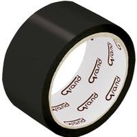 Taśma pakowa 48x50 czarna GRAND 130-1242