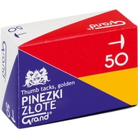 Pinezka złota G50 (10) GRAND 110-1377
