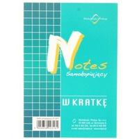 N-105-5 Notes A-6 kratka samokopiujący