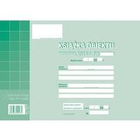 604-1 Książka obiektu budowlanego MICHALCZYK&PROKOP A4 zeszyt 76 stron