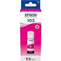Tusz EPSON 103 (C13T00S34A) purpurowy 65ml