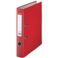 Segregator ekonomiczny A4/50mm czerwony 81193 ESSELTE