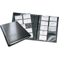 Wizytownik VISIFIX 240901 czarny na 400wiz DURABLE