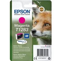 Tusz EPSON T1283 (C13T12834022) purpurowy 175 S22/SX125/SX425W/BX305F