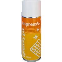 Sprężone powietrze/Sprężony gaz IMPRESSIO (IMY-SP400) 400ml spray
