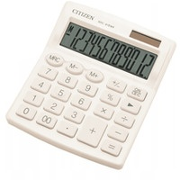 Kalkulator CITIZEN SDC-812-NR-WH biały