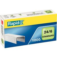 Zszywki RAPID Standard 24/6 1M 24855600