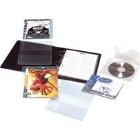 Koszulka groszkowa na 1CD/DVD, w folii (5szt)100551464