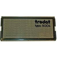 Zestaw czcionek 4mm 6004 POL TRODAT 3mm 6003
