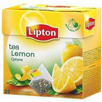 Herbata LIPTON PIRAMID LEMON 20t