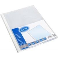 Koszulki groszkowe BANTEX A4 48mic (100szt) 100550109