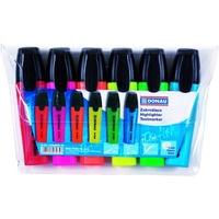 Zakreślacz Textmarker 6szt-mix BIELLA 7358906PL-99