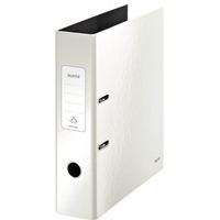 Segregator A4/85mm perłowy biały LEITZ WOW 180 10050001