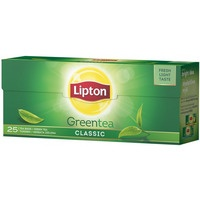 Herbata LIPTON GREEN CLASSIC 25 torebek