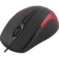 Mysz optyczna SIRIUS 3D USB czerwona EM102R ESPERANZA