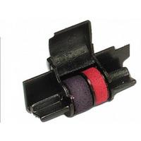 Rolka barwiąca BKE-IR40T (IR-40T) czarno-czerwona BULK zamiennik CITIZEN