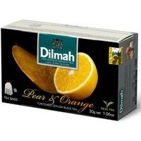 Herbata DILMAH AROMAT GRUSZKA&POMARAŃCZ 20t*1, 5g
