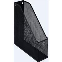 Pojemnik na czasopisma GRAND czarny metalowy 120-1123