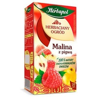 Herbata HERBAPOL MALINA Z PIGWĄ 20t