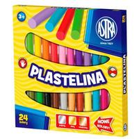 Plastelina 24 kolory 303110001 ASTRA