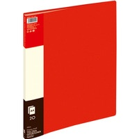 Teczka ofertowa 20koszulek czerwona 9002 EAGLE