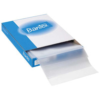 Obwoluta krystaliczna A4 PP 100mic (100szt) pudełko BANTEX 400096107
