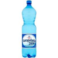 Woda mineralna STAROPOLANKA 2000 1, 5l(6)lekko gazowana