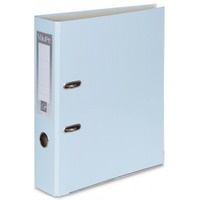 Segregator A4/5 FCK 062/12 pastel błękitny z szyną VAUPE