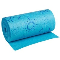 Ścierka gąbczasta Quick'n Dry niebieska 25cm*10m 100145 VILEDA