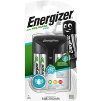 Ładowarka do akumulatorków Ni-MH ENERGIZER PRO + 4szt AA/HR6 2000mAh
