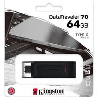 Pamięć USB mini KINGSTON 64GB type-C DT70