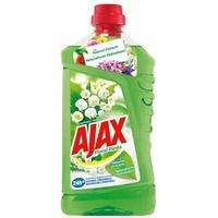 Płyn do mycia podłóg AJAX Floral Fiesta 1l Flowers of Spring (zielony)