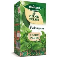 Herbata HERBAPOL ZIELNIK POLSKI pokrzywa (20 torebek)