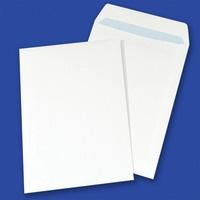 Koperty B5 SK białe (25szt.) NC samoklejące