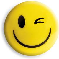 Magnesy do tablic żółte uśmiechy 20mm GM300-SY8 TETIS