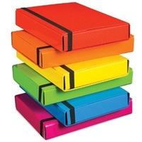 Teczka VAUPE BOX CARIBIC czerwona 341/01