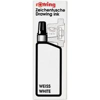 Tusz Rotring biały RG591018 23ml S0216550