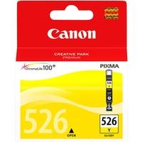 Tusz CANON (CLI-526Y/4543B001) żółty 500str IP4850/MG5150/5250