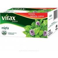Herbata VITAX MIĘTA STRONG 20t*1,5g ziołowa bez zawieszki