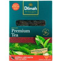 Herbata DILMAH CEYLON ORANGE PEKOE liść 100g czarna sypka