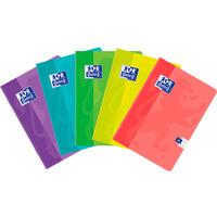 Zeszyt A5 32k linia podwójna kolorowa OXFORD SWEET 400079722