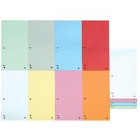 Przekładki 1/3 A4 230x105 mix kolor 8620100-99 DONAU
