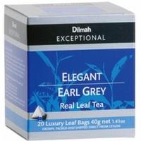 Herbata DILMAH PIRAMID ELEGANT EARL GREY EXCEPTIONAL 20t